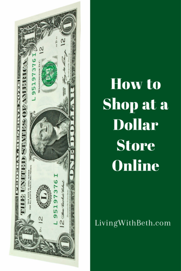 Check out Hollar for dollar store bargains available online!