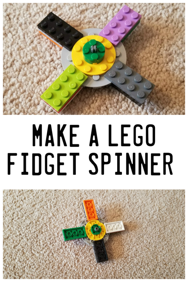 Have your kids joined the fidget spinner craze? Maybe they'd love to make a LEGO fidget spinner? Here's how to make it happen.