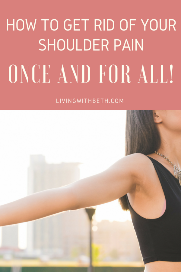 Try these tips to relieve your shoulder pain before you resort to pills or surgery.