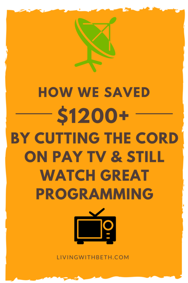 If you're looking for an easy way to save over $100 a month, look no further than your cable or satellite bill.
