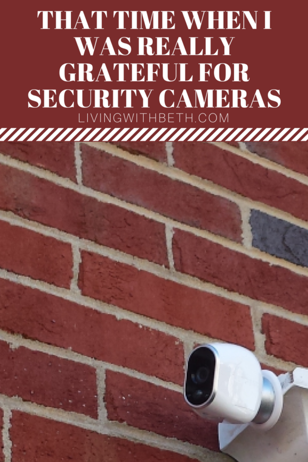 When I first set up our home security cameras, little did we know that they'd come in mighty handy when a crook stole some packages from our front porch.