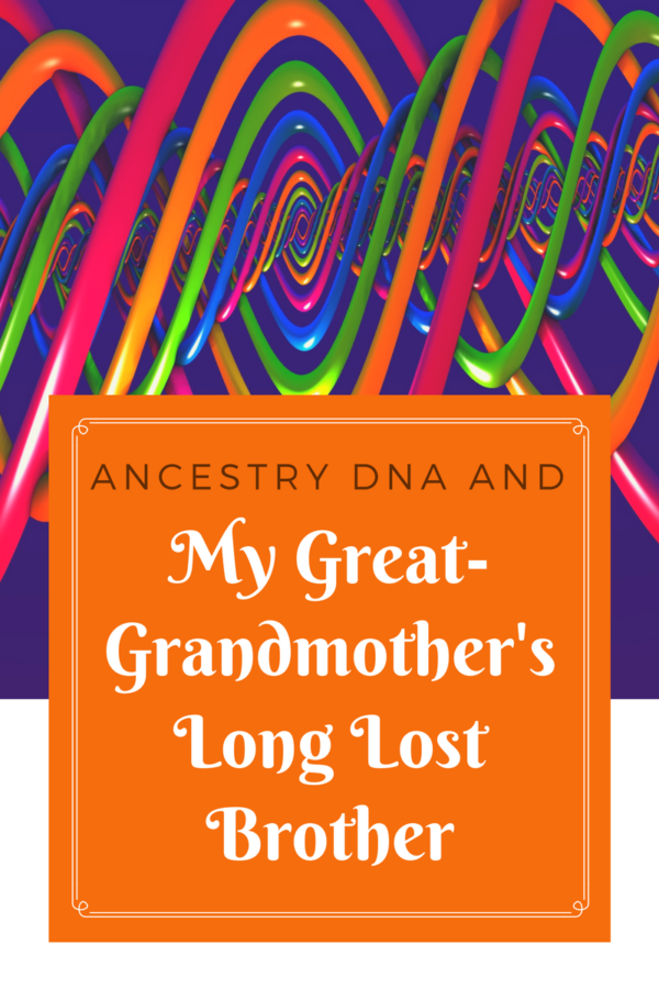 Ancestry DNA has opened up a whole new world in my genealogy research. The most exciting part has been finding relatives on my dad's side that I didn't know we had.