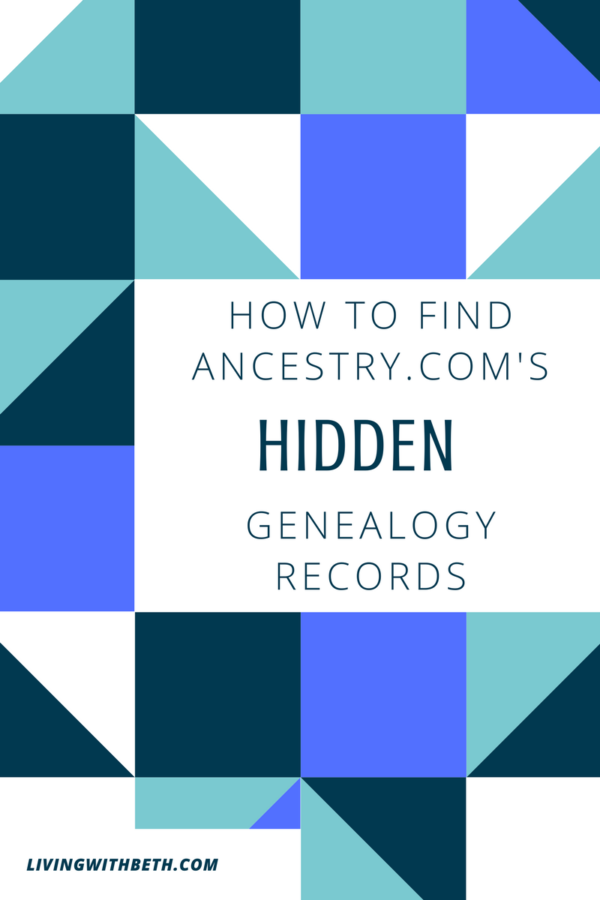 Ancestry.com offers a mindblowing array of genealogy records, but you might be surprised to learn that not all of those records show up in a normal search.