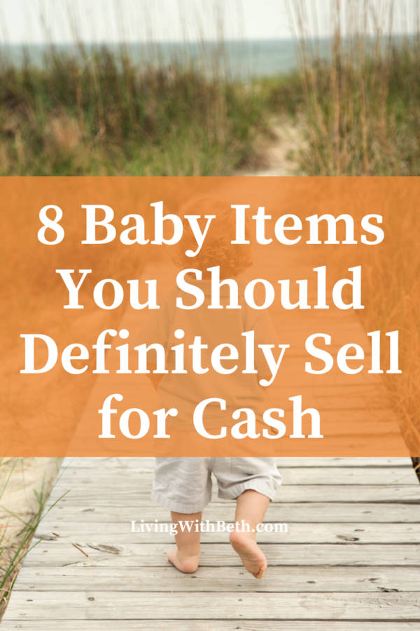 Got excess baby stuff that the kids have long since outgrown? You might be sitting on piles of cash without realizing it!