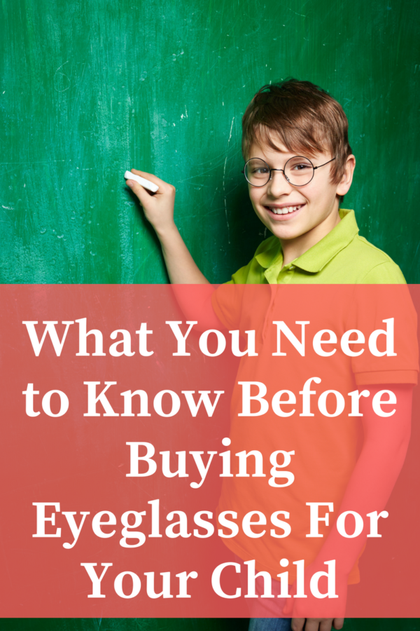 If your child seems to need glasses, there are some things you need to know before making that eye doctor appointment.