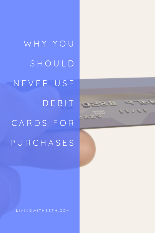 Using debit cards instead of credit cards seems like a great idea on the surface, but they don't offer the same protections as credit cards.