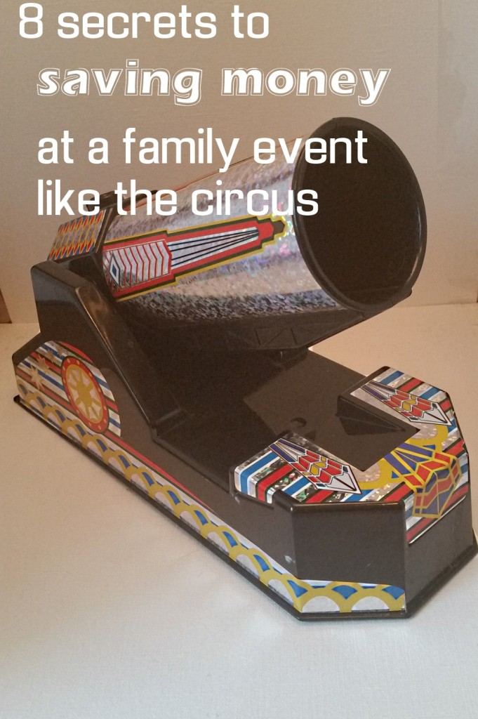 circus money saving secrets