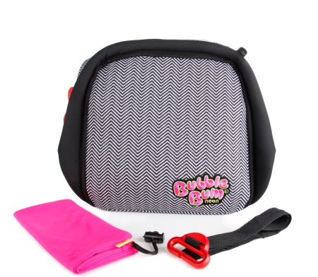 Bubble Bum review: Extra car seat when you need it