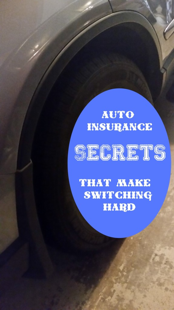 Changing auto insurance takes more than 15 minutes - a lot more