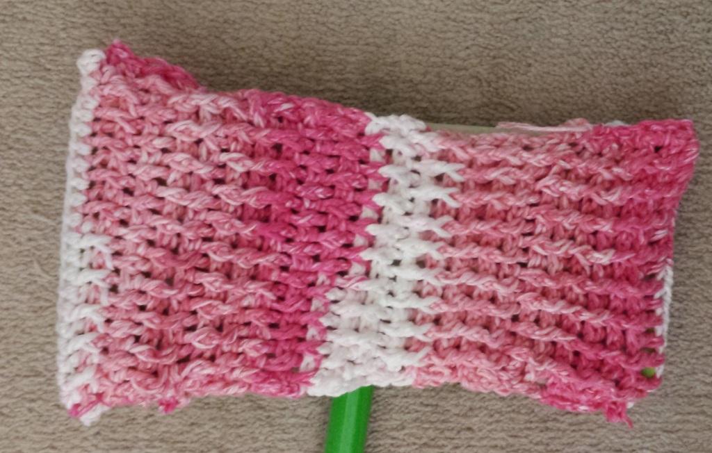 crochet swiffer pads