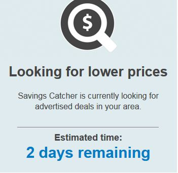 Walmart SavingsCatcher