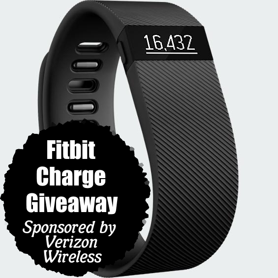 fitbit charge giveaway