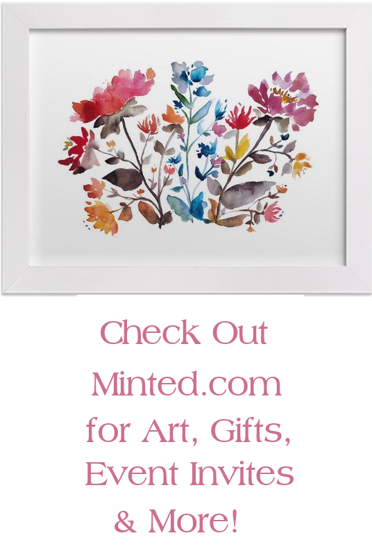 Minted.com offers artwork, stationary & events cards from artists worldwide #mintedweddings #mintedart