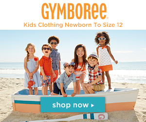 Gymboree coupon code & 48-hour flash sale - save up to 80%