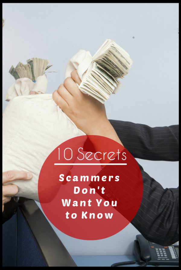 Don't get scammed! Avoid sneaky scammers with these 10 tips.