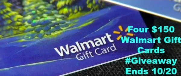 Walmart Gift Card Blog Giveaway from Dropprice Ends 10/20