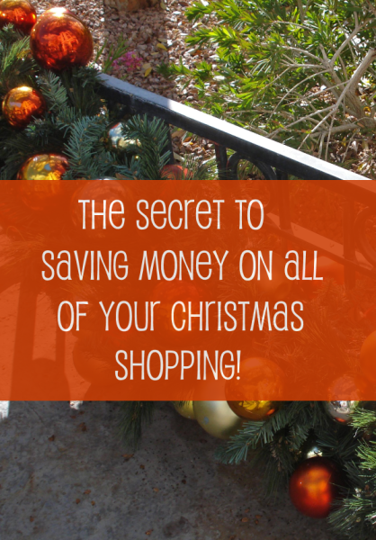 The Secret to Saving on All of Your Holiday Purchases