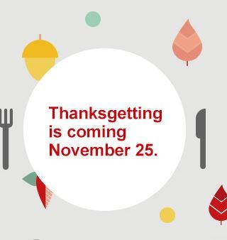 Verizon Thanksgiving Freebies