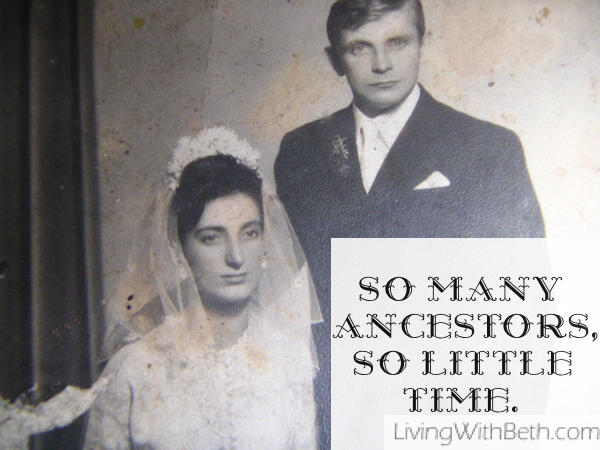 10 Disturbing Things in Your Family's Genealogy