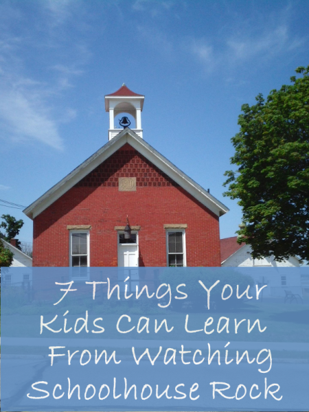 7 Things Your Kids Can Learn From Schoolhouse Rock