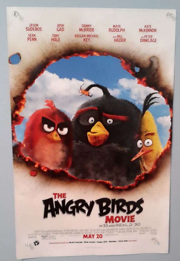 Angry Birds Movie Review Fun For The Whole Family