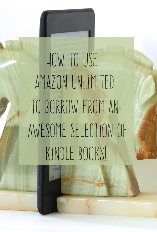 How to Use Amazon Unlimited for Access to Great Kindle Books