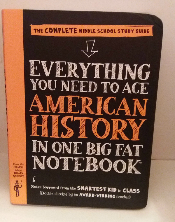 Workman Big Fat Notebooks for Middle School Review