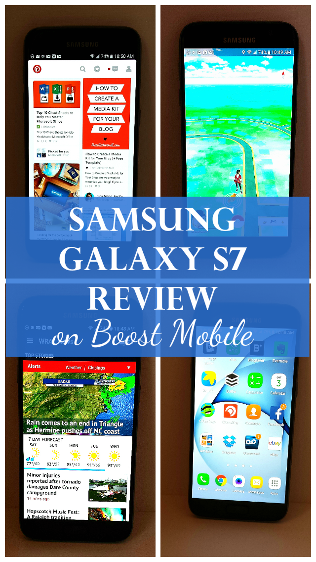 Boost Mobile Samsung Galaxy S7 Review: What an Amazing Phone!