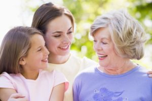 If you're gathering together with relatives you don't see very often, it might be a great opportunity to ask genealogy questions of your elderly relatives.