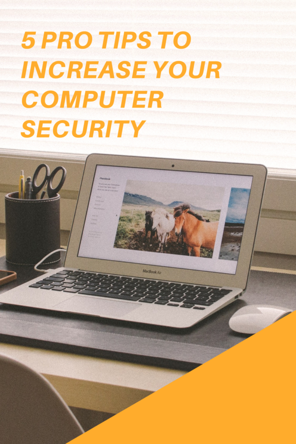 These 5 pro tips will help protect your computer from viruses, ransomware, hackers and other online perils.